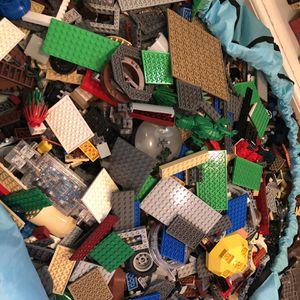 50+ Lbs Of LEGO Bricks for Sale in Murrieta, CA