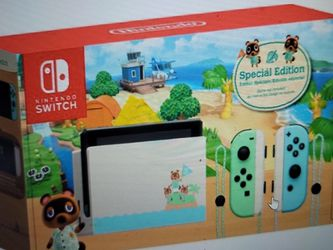 Nintendo Switch -Animal Crossing Edition for Sale in Portland,  OR