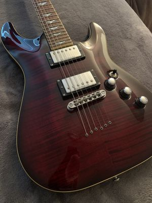 Schecter C-1 solid body electric guitar for Sale in Plainfield, IL