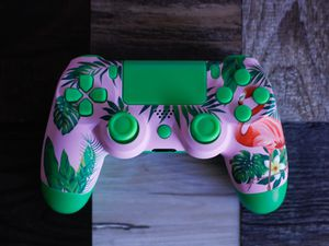 Pinky - DUAL SHOCK 4 - Wireless Bluetooth Custom PlayStation Controller - PS4 / PS3 / PC for Sale in Riverside, CA