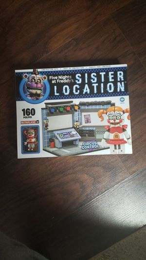Five nights at freddys toy for Sale in McDonald, PA
