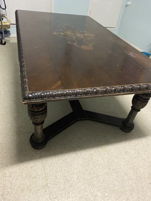 Free wood table for Sale in DeSoto, TX