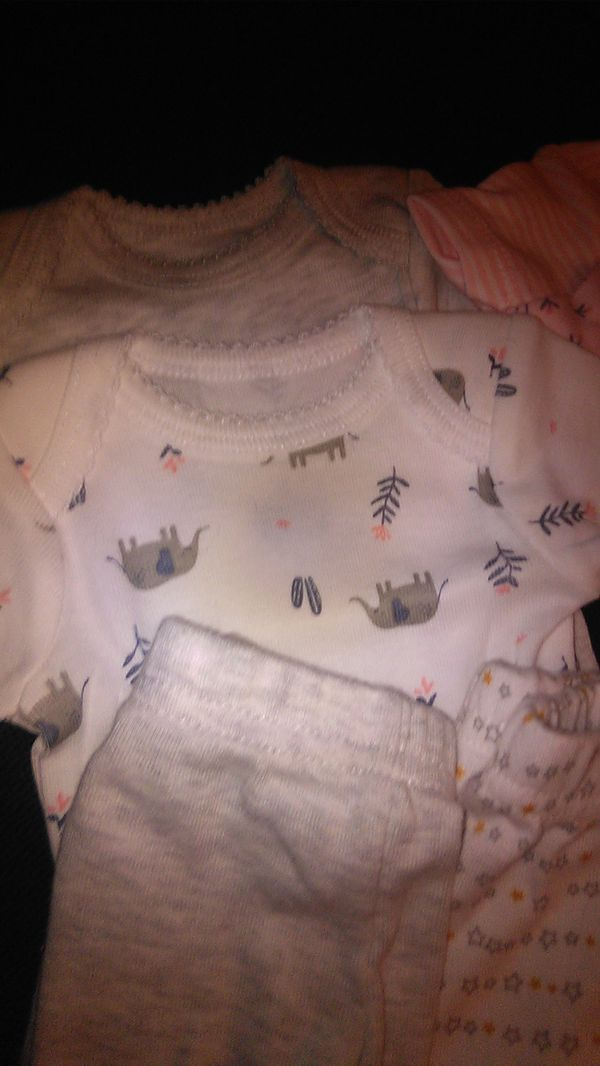 8 PC 4 outfits total New with tags Just One You