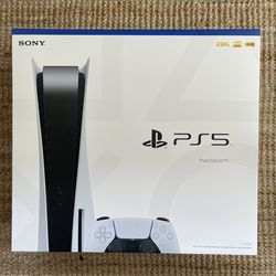 Playstation 5 Disc Edition UNOPENED NEW IN HAND for Sale in Seattle, WA