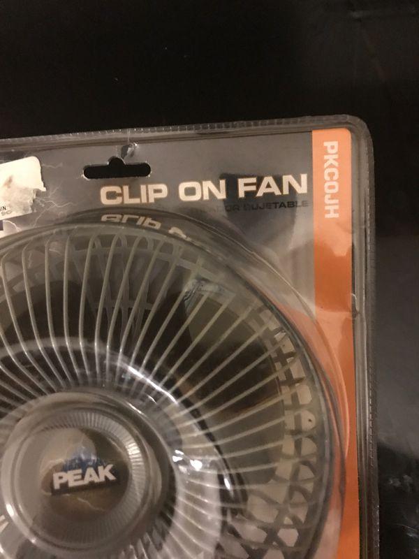 12 v fan