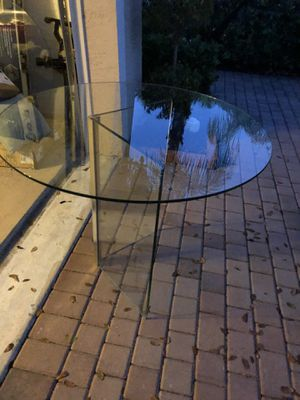 Glass Table for Sale in West Palm Beach, FL