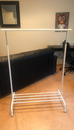 Clothing rack I have 3 for sale for Sale in Oakland, CA