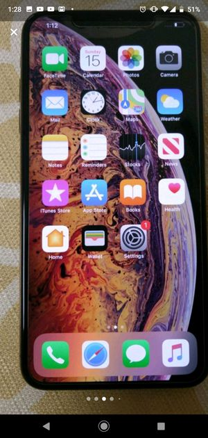 Iphone xs max 256 gb for Sale in Henderson, KY