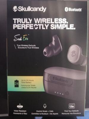 Headphones Skullcandy Bluetooth Sech Evo for Sale in South Houston, TX