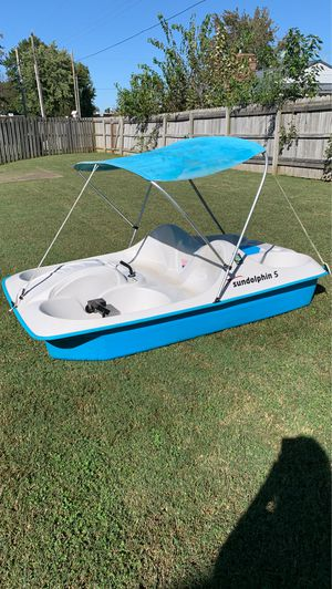 Sundolphin 5 paddle boat for Sale in Springdale, AR