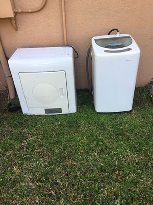 Haier portable washer and dryer for Sale in Orlando, FL