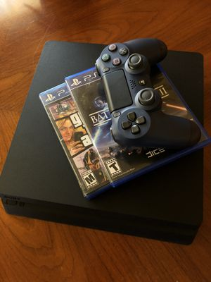 Ps4 bundle for Sale in Palmdale, CA