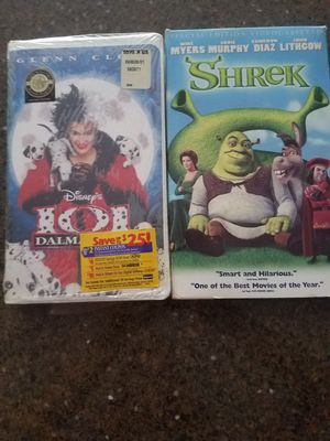 VHS movies for Sale in Mooresville, NC