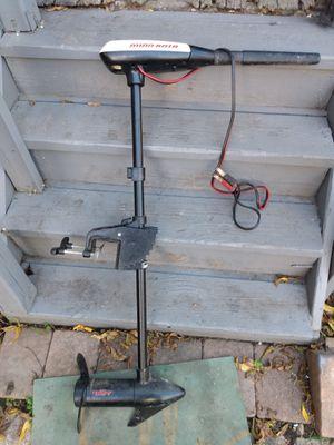 Minn Kota 32 lb thurst for Sale in Akron, OH