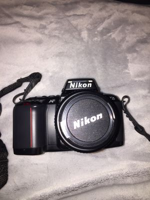 Nikon camera for film photography for Sale in Fontana, CA