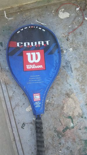 Wilson's tennis racket for Sale in Madera, CA