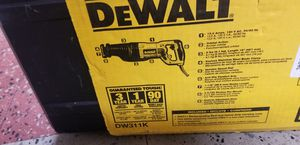 Brand new dewalt reciprocating saw for Sale in Chillum, MD