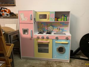 Kid's play kitchen for Sale in Kent, WA