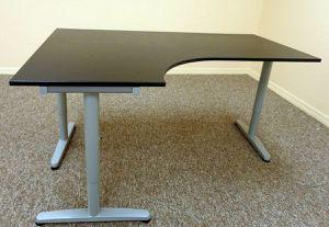 Ikea galant corner desk for Sale in Santa Clara, CA