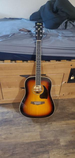 Ibanez acoustic guitar for Sale in Oceanside, CA