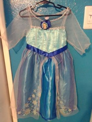Princess Elsa. Size 4-6x for Sale in Fort Worth, TX