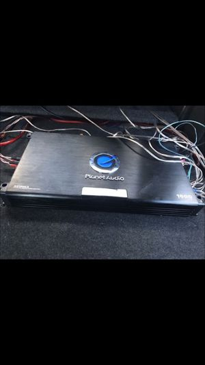 Car audio equipment for Sale in Chicago, IL