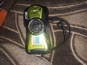 Pentax Optio WG-1 GPS 14.0 MP Compact Digital Camera - 720p-Green for Sale in Denver,  CO