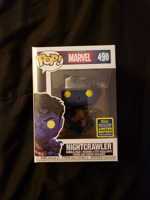 Funko Pop Summer Convention Night Crawler for Sale in Santa Maria, CA
