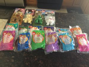TY Beanie Babies and International Beanie Babies McDonalds - Collectible for Sale in Costa Mesa, CA