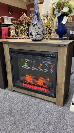 STAY WARM THIS SEASON with Our Fireplace Accent Stands Z for Sale in Irving, TX