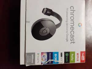 chromecast for Sale in Waterbury, CT
