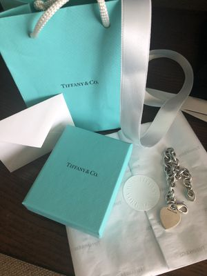 Authentic Tiffany bracelet for Sale in Fort Collins, CO