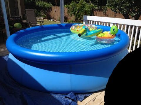 New 8 feet Big Inflatable Swimming Pool