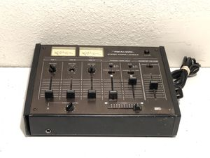 Realistic Stereo Mixing Console Mixer for Sale in Fresno, CA