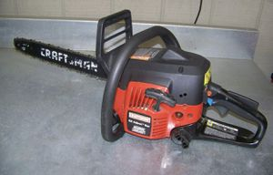 Craftsman chain saw for Sale in Mebane, NC