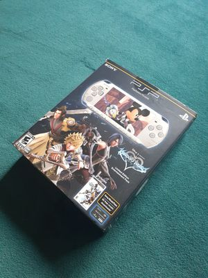 PSP 3000 Kingdom Hearts System/Game Combo Pack for Sale in San Diego, CA