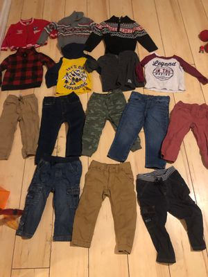 Kids Clothes Carters and OshKosh for Sale in Salt Lake City, UT