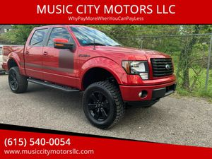 2012 Ford F-150 for Sale in Nashville, TN