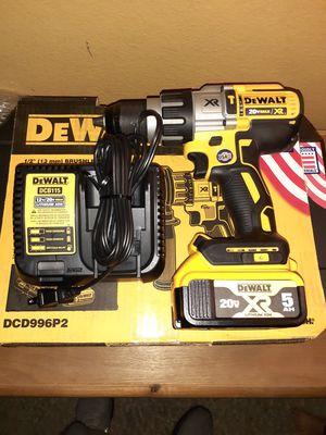 Dewalt 20v xr hammer drill kit $175 for Sale in Rialto, CA