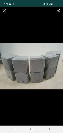 Bose 5 cubes for Sale in San Diego,  CA