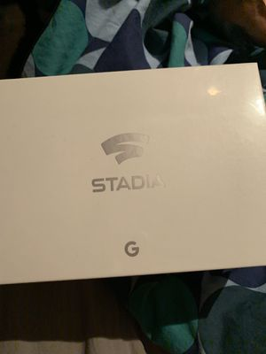 Stadia founder edition brand new unopened for Sale in Washington, DC