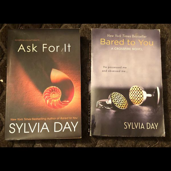 Sylvia Day - Books