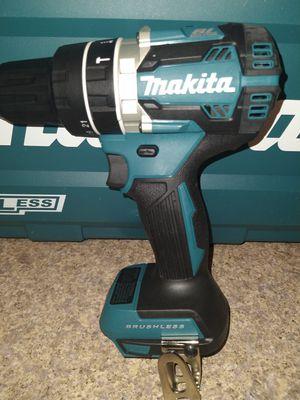 Makita 18V Brushless Hammer drill for Sale in Chula Vista, CA