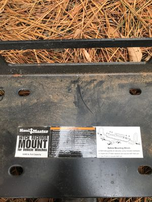 Receiver Winch Mount for Sale in Cottontown, TN