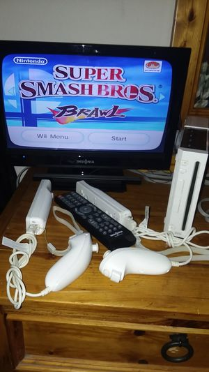 Nintendo Wii, Super Smash Brothers for Sale in Seattle, WA