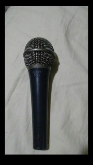 EV Cobalt Co9 Microphone w/ 10ft Mic cable for Sale in Lithonia, GA