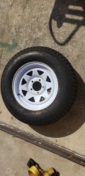 Trailer tire for Sale in Dunedin, FL