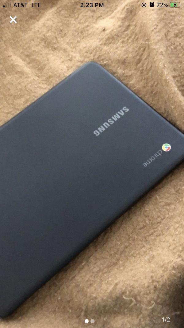 Samsung Chrome laptop