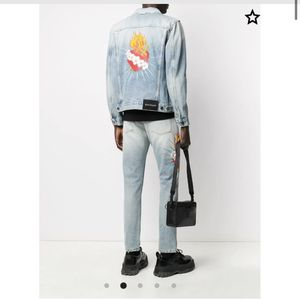 Palm Angels Jean Jacket for Sale in District Heights, MD