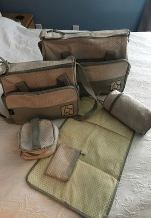 Baby diaper bag set. $25 for Sale in San Diego, CA